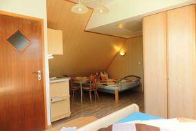 Appartament 4-lůžkový pokoj