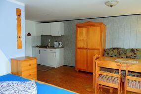 Blaues Zimmer 4-lůžkový